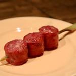 シュラスコ肉バル LITTLE CARIOCA - ソーセージ