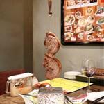 シュラスコ肉バル LITTLE CARIOCA - シェラスコ・ピッカーニャ200g