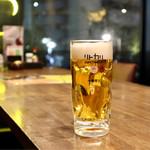 シュラスコ肉バル LITTLE CARIOCA - Facebookに投稿でビールサービス