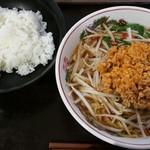 鞍馬 ピアゴ植田店 - 台湾中華セット