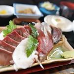 味処 ながしま - 料理写真:刺身定食