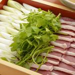 蕎麦 酒肴 京鴨 椿