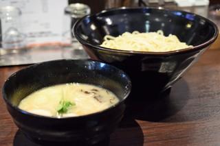 らーめん 玉彦 - 鶏塩つけ麺