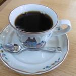 喫茶ゆたか - ドリンク写真:ホット珈琲
