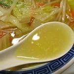 64817796 - タンメン/スープ