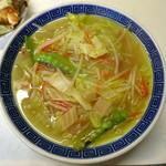 昭和食堂 - 料理写真:タンメン