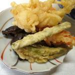 昭和食堂 - 料理写真:天ぷら