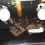 中国料理 吉珍樓 - 遊び心を大切にする姿勢に感動♪まさかパンダをかぶって写真を撮るとは!? 2017/03/10