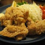 酒ぐい もんじ - 料理写真:鶏のから揚げ