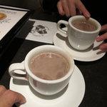 カフェ コットンクラブ - ココア