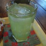カレー舎 アーユルデリー - 冷茶