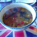 64820206 - たっぷり野菜とチキンのスープ(2017.3)