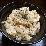 from a&e cafe - 本日のはたけのお皿(玄米ご飯 さわのはな)