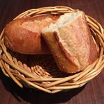 kamekichi bistro - パン