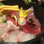 旬味市場 - 海鮮丼