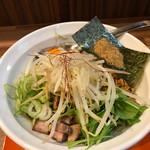 麺や まろみ - 限定 鶏和えそば ¥830