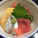 64823305 - ちらし 1300円                       2017年4月2日実食