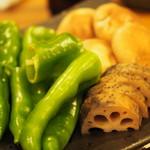 64825961 - 焼き野菜
