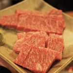 肉家 桜真 - イチボ・サーロイン