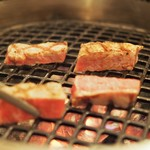 肉家 桜真 - イチボ