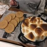 PIZZA &TAPAS cibo - ローストマシュマロ(税込750円)