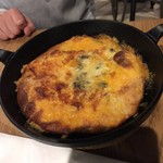 PIZZA &TAPAS cibo - 本日のピザ(クアトロ・フォルマッジ)(税込1200円)