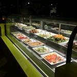 PIZZA &TAPAS cibo - タパス用のデリケース