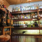 ヘネシー - たくさん並んだ酒