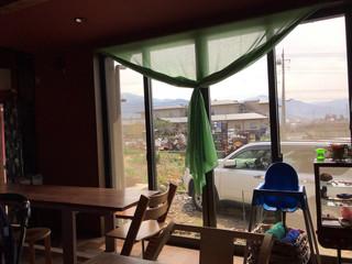 サンキング カフェ