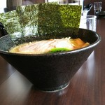 西輝家 - スリリングな丼。萩原家さんを彷彿。笑