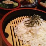 佐渡島へ渡れ - こしひかり麺