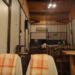 カフェ パラボラ - 2階