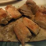 6483480 - 鶏もも一枚焼き(山椒塩)