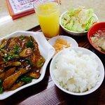 金龍美食  - 麻婆茄子 1