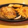 ステーキ宮 - 料理写真:自家製ハンバーグランチ