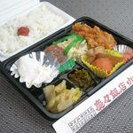 けいちゃん弁当 - 料理写真:日替り幕の内(B) 500円