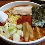 64833256 - 辛辛魚+大盛り(辛め)