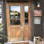 CAFE M - 入口