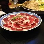 大手新丁 - ボタン肉
