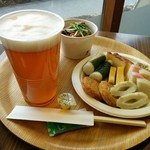 箱根ビールshop - 料理写真: