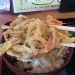 ひょうたん亭 - サクサクで美味しい