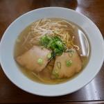 大龍軒 - 柳麺(480円)2017年4月