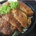 64836965 - ソースカツ丼(ロース)