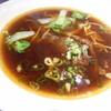 高記 - 料理写真:牛肉麺
