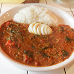 カレーハウス チリチリ - 辛口ミックスマサラ