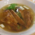 好公道の店 金鶏園 - 排骨麺