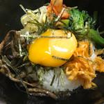 寿苑 - 石焼ビビンパ