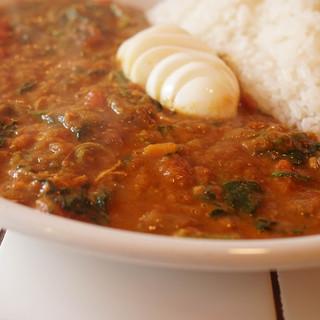 カレーハウス チリチリ - 料理写真:辛口ミックスマサラ