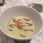 64838890 - そら豆のスープ