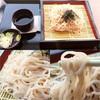 しらかば亭 - 料理写真:桜そば550円